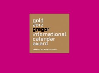 Gregor Award Gold