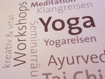 Mehr als Yoga
